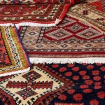 ancient handmade carpets and rugs-Mountain-View